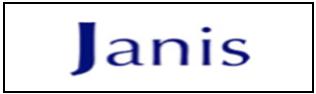 ジャニス ロゴ